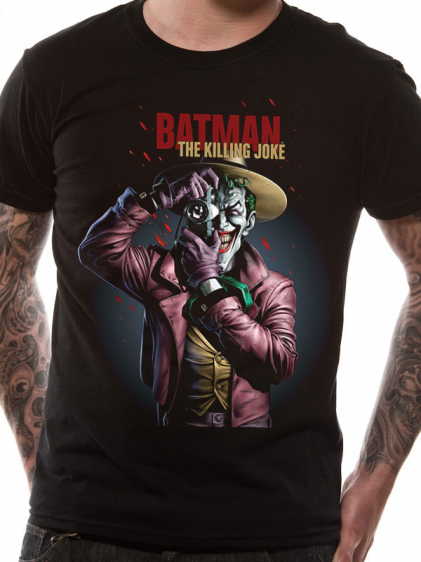 Killing Joke - Batman 1