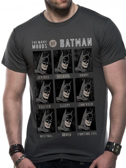 Moods Of Batman - Batman 1