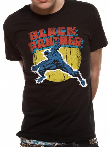 Black Panther - Avengers Infinity War 1