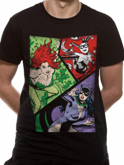 Villanesses - Batman 1