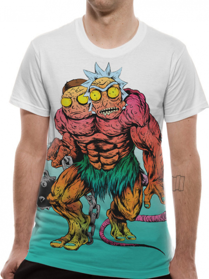 Monster - Rick And Morty 1