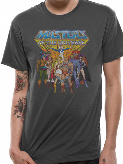 Group Distressed - Masters Of The Universe 1
