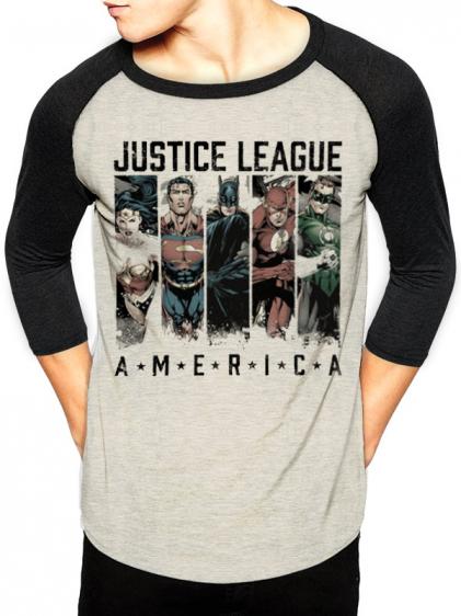 America - Justice League 1