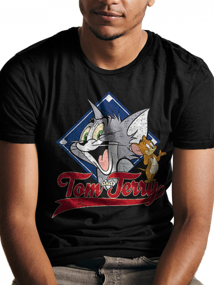 Logo - Tom And Jerry 1