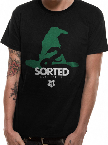 Sorted House Slytherin - Harry Potter 1