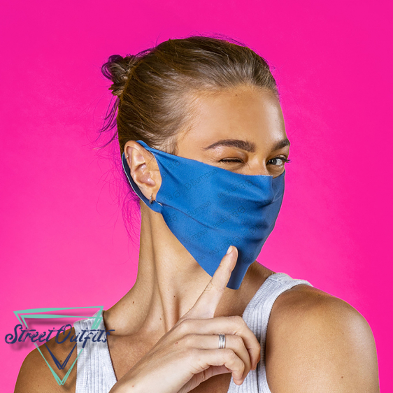 Street Outfits - Antiviral Face Mask 2