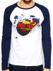 Torn Logo - Superman 1